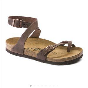 Yara Birkenstock sandals